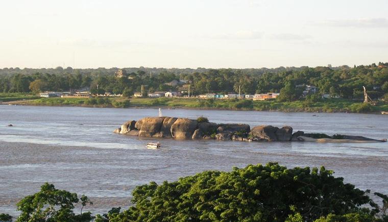Piedra del medio en Ciudad Bolìvar
