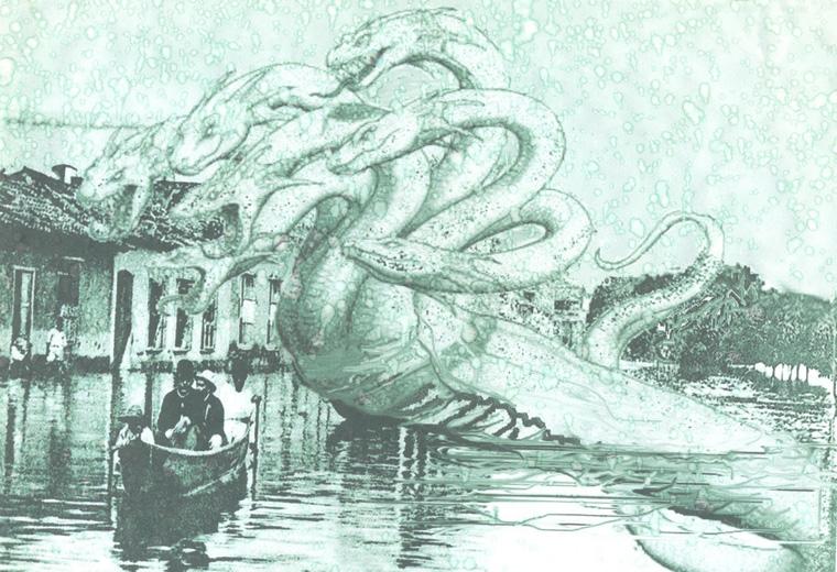 Monstruo del Orinoco