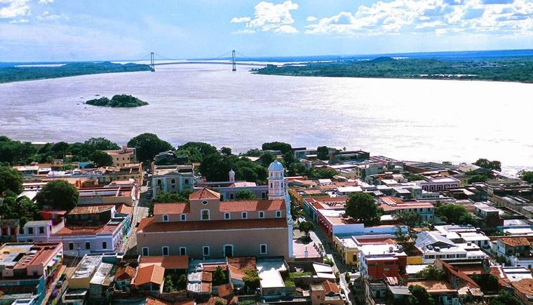 Casco histórico de Ciudad Bolívar