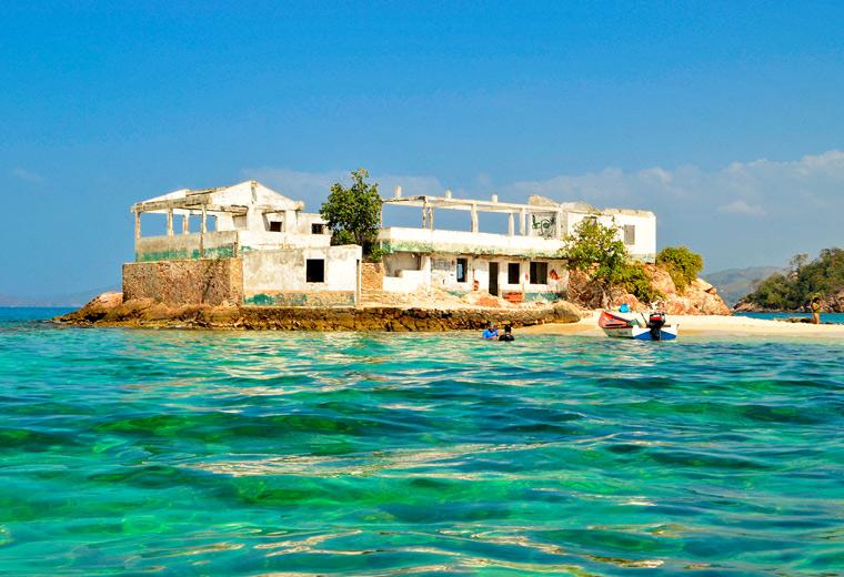 "Playa ""La piscina"" Paque Nacional Mochima"
