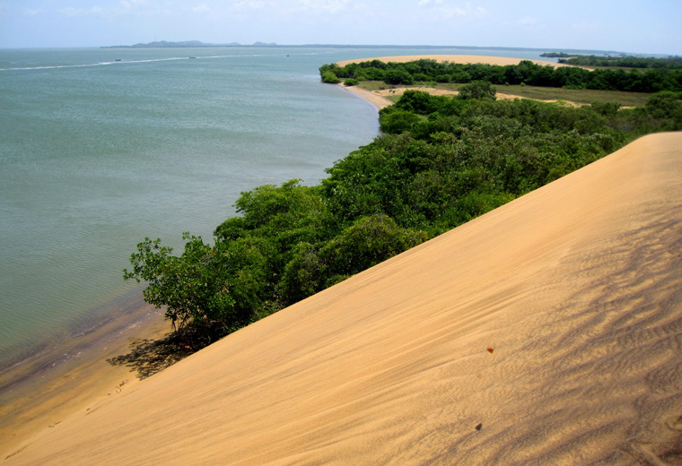 """Isla """"Zapara"""" estado Zulia"""